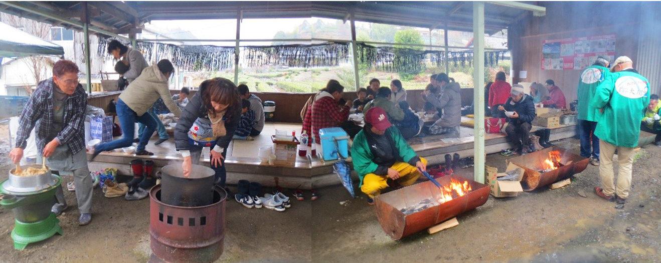 親子田舎暮らし体験in大川